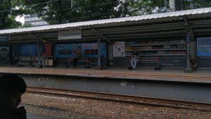 Stasiun Sudirman kedua kali demi untuk Ketemu Klien di Tangerang