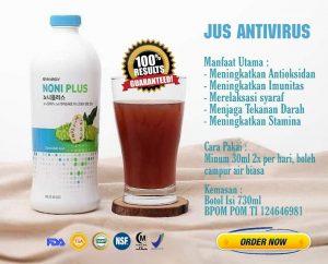 Vitamin C dari Jus Noni untuk Meningkatkan Imunitas Tubuh