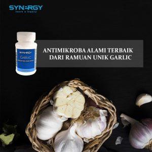 Minuman Herbal Garlic Untuk Penangkal Virus